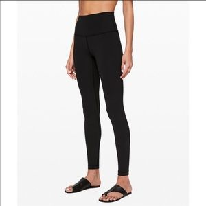 Lululemon High Rise Wunder Under